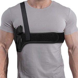 Aikate Deep Concealment Shoulder Holster