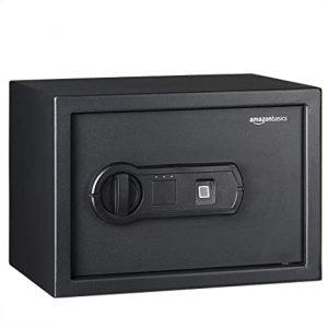 AmazonBasics Biometric Fingerprint Gun Safe