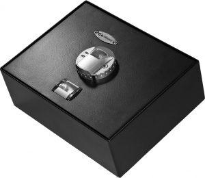 Barska Biometric Fingerprint Drawer Safe Box