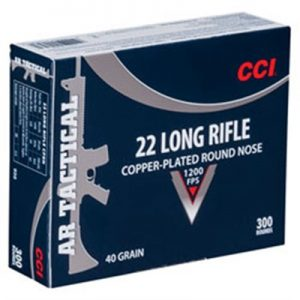 CCI 22 LR CPRN Tactical Ammo