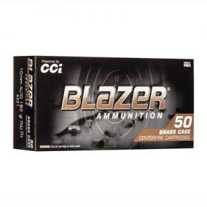 CCI Blazer Brass 10mm Auto Ammo