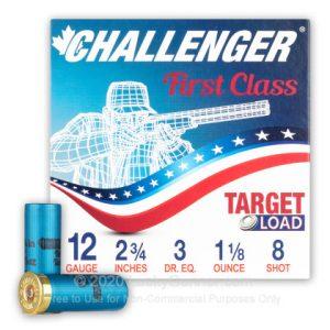 Challenger 12 Gauge