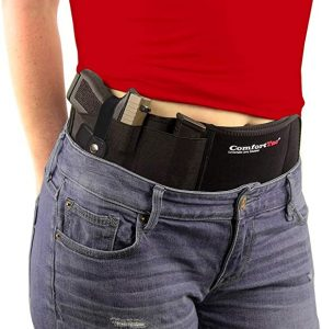 ComfortTac Ultimate Belly Band Gun Holster