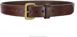 Daltech Force Bull Hide Leather Belt