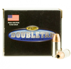 Doubletap 9mm 165-Grain Jacketed Hollowpoint Ammo