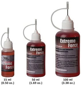 Extreme Force Weapon's Lube Gun Oil