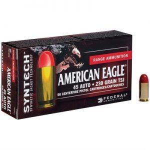 Federal Syntech ACP 45 Ammo
