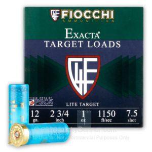 Fiocchi 12 Gauge Best Home Defense Shotgun Ammo
