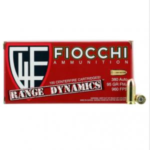 Fiocchi Range SKU380 ARD10 Dynamics