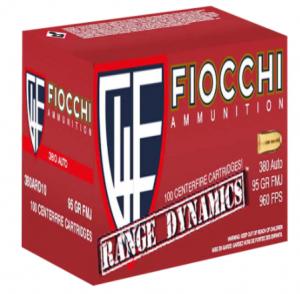 Fiocchi Range SKU380ARD Dynamics