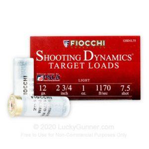 Fiocchi Target Shooting Dynamics 1