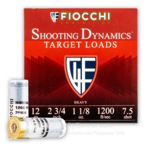 Fiocchi Target Shooting Dynamics