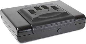 First Alert Portable Handgun Safe