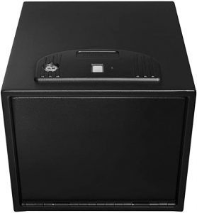 Fortress Large Quick-Access Safe with Biometric Lock