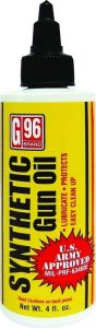 G96 PRODUCTS 1053 Synthetic Gun Oil