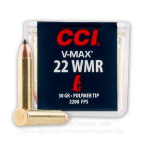 Grain V-MAX Polymer Tip 22 WMR