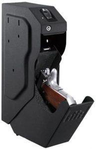 GunVault Speedvault Biometric Pistol Safe SVB500