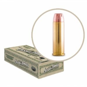 Jesse James 10mm Auto Ammo Incorporated TML Label