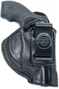 Maxx Carry IWB Leather Revolver Holster