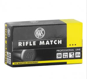 Rifle Match 22 LR 40 LRN