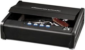 SentrySafe QAP1E Gun Safe with Digital Keypad