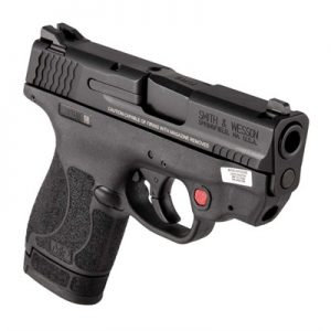 Smith & Wesson Built-in Crimson Trace Laser 9mm P9
