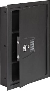 SnapSafe In-Wall Safe