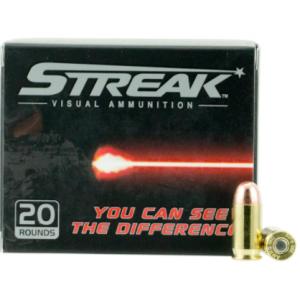 Streak Ammo Inc SKU 380100TMCSTR