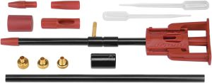 Tipton Rapid Deluxe Bore Guide Kit with 4 Muzzle Guides