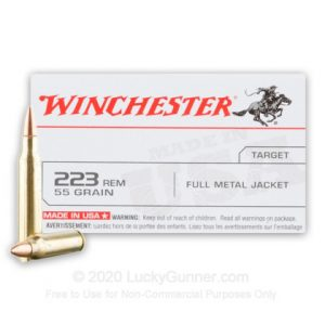 Winchester USA 223