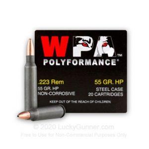 Wolf WPA 223 Best 223 Ammo