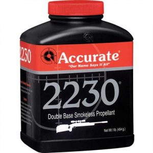 ACCURATE 2230 POWDERS