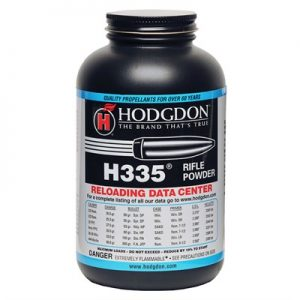 HODGDON POWDER CO., INC. POWDER H335