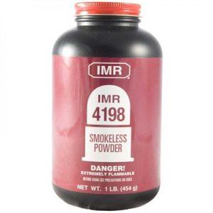 IMR POWDERS - IMR 4198 POWDER
